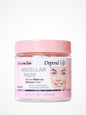Depend Micellar Make-up Remover.Pads 60psc