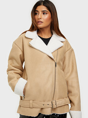 NLY Trend Splendid Shearling Jacket