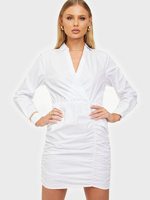 NLY Trend Shirt Wrap Dress