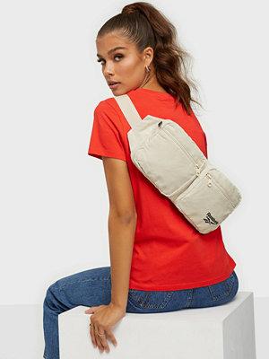 Reebok Classics omönstrad väska CL Corduroy Waistbag