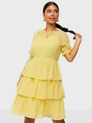 Vila VILAYAN S/S LAYERED DRESS/NLY