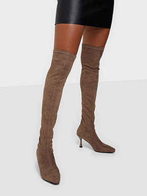 NLY Shoes Speechless Thigh Boot
