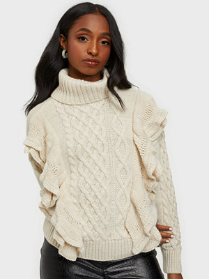 Only ONQTERESA L/S HIGH NECK PULLOVER KN