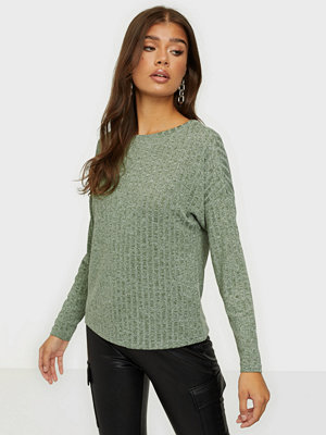 Only ONLKALLY BOATNECK 4/5 TOP JRS
