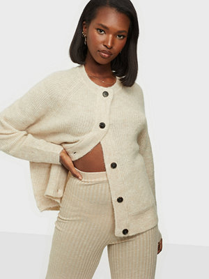 Tröjor - Selected Femme SLFLULU LS KNIT SHORT CARDIGAN B NO
