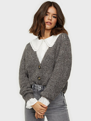Pieces PCBIBI LS KNIT CARDIGAN NOOS