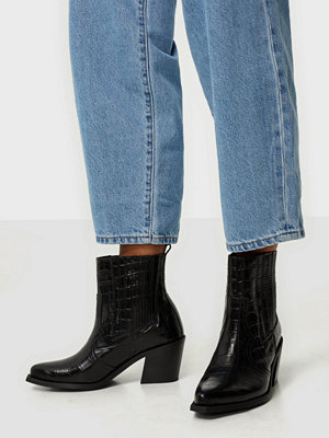 Pieces PSSANTIAGO LEATHER BOOT