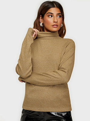 Noisy May NMMERVE L/S HIGH NECK TOP