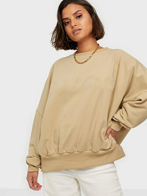 Svea W. Tonal Logo Sweat