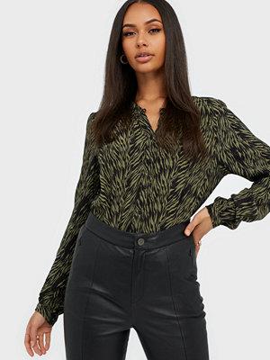 MOSS Copenhagen Calie Morocco LS Shirt AO