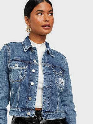Calvin Klein Jeans 90S CROP TRUCKER