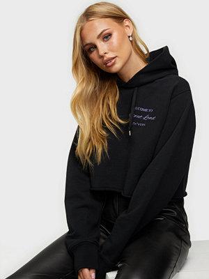 Helmut Lang crop hoodie