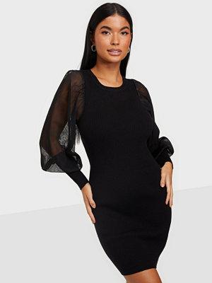 Only ONLEYLENE L/S DRESS KNT