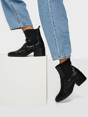 ONLY SHOES ONLBLUSH-1 PU STRUCTUR HEELED BOOT