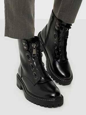 Only ONLBOLD-4 PU LACE UP BOOT NOOS