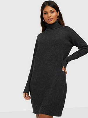 Vero Moda VMBRILLIANT LS ROLLNECK DRESS GA NO