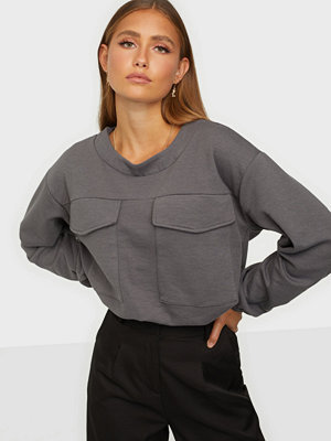 Vero Moda VMZELDA L/S POCKET SWEAT SB8
