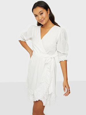 Vero Moda VMTARA 24 MIX SHORT WRAP DRESS WVN