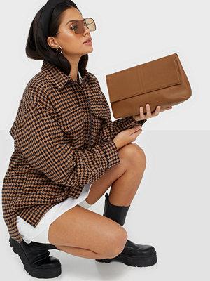 Gestuz brun väska ViviaGZ clutch