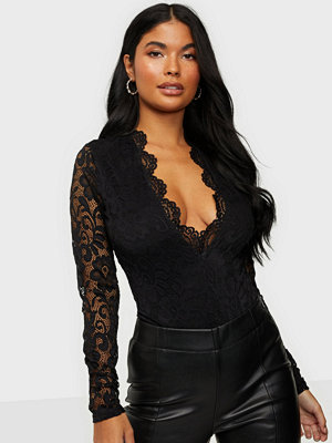 NLY One Deep V Lace Body
