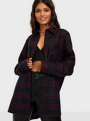 J. Lindeberg Pamela Flannel Shirt