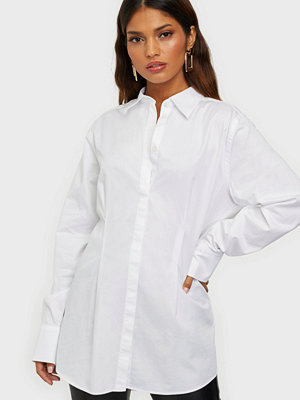J. Lindeberg Kathleen Organic Satin Shirt