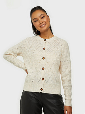 Vila VICAMERA KNIT O-NECK BUTTON CARDIGA