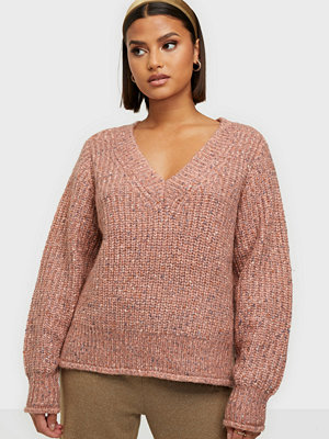 Vila VIFRESH KNIT V-NECK L/S TOP/DES
