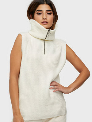 Object Collectors Item OBJRACHEL S/L KNIT VEST NOOS