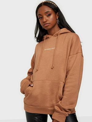 Missguided Basic Hoodie Branded