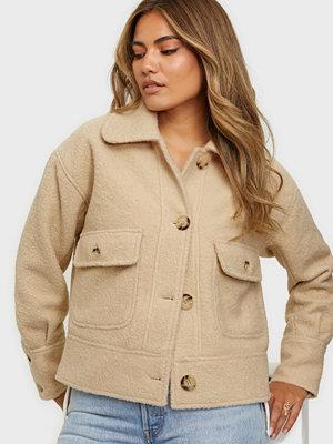 Neo Noir Joanie Winter Boucle Jacket