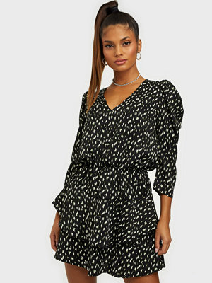 Ax Paris Puff sleeve mini dress