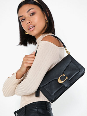 Coach mörkgrå väska Tabby Shoulder Bag 26