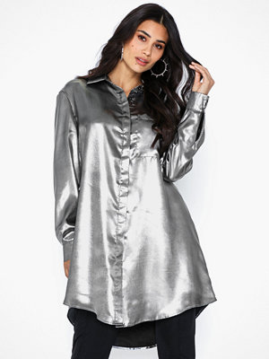 NLY Trend Shine Long Shirt