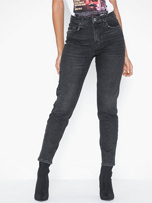Jeans - Pieces PCLEAH MOM HW ANK BL615-BA/NOOS