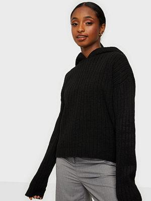 NLY Trend Hoodie Rib Knit