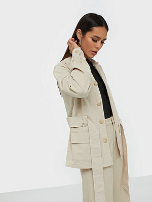 NLY Trend Belted Cargo Shacket