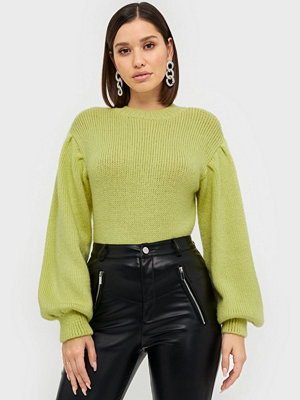 NLY Trend Cozy Puffy Sleeve Knit