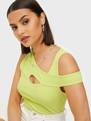 NLY Trend One Side Cut Top