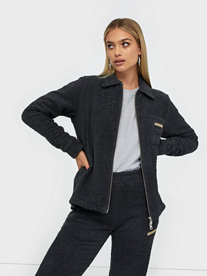 The Classy Issue Terry Jacket