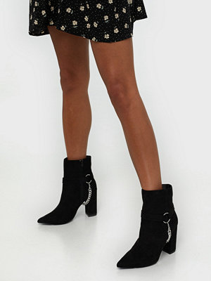 NLY Shoes Chain Block Boot