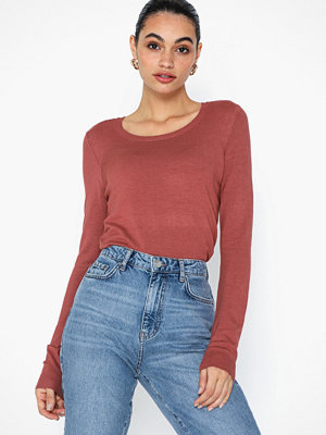 Vila VIBOLONIA KNIT L/S O-NECK TOP-NOOS