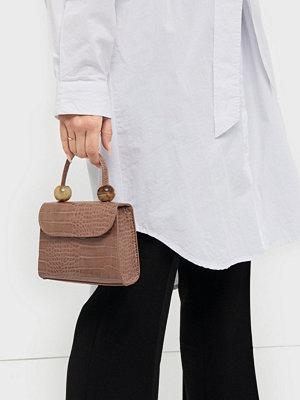 NLY Accessories beige väska My Oh My Mini Bag