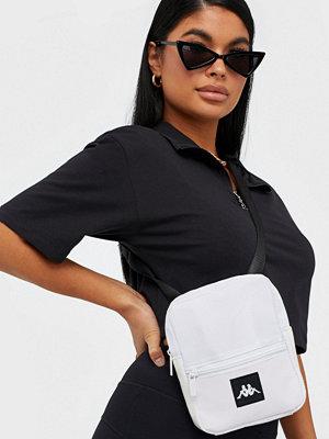 Kappa vit väska Shoulder bag, Banda Baye
