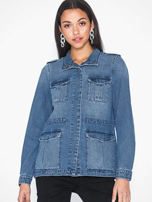Vero Moda VMLINDY LS CARGO DENIM JACKET