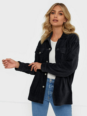 NLY Trend Oversized Cord Shacket