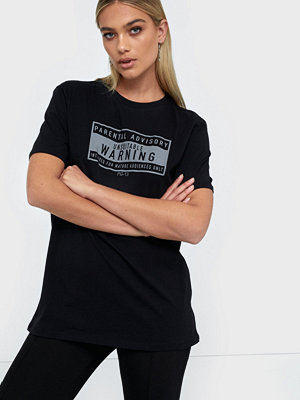 NLY Trend Oversize Reflective Tee