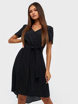 Vila VIPRIMERA WRAP S/S DRESS-NOOS