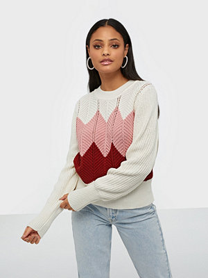 Object Collectors Item OBJMIRIAM L/S KNIT PULLOVER 107