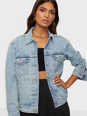 Levi's EXBOYFRIEND TRUCKER FOR REAL